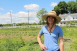 Nestled in Red Hook, NY is this beautiful organic farm.